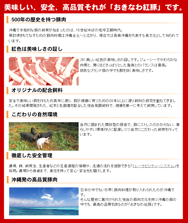 紅豚の紹介