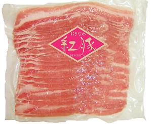 紅豚バラスライス(200g)</