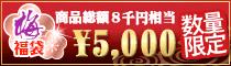 新春福袋の梅